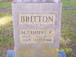 Altamont Roscoe Ross Britton, Sr