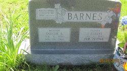 Dossie Linna <i>Kirk</i> Barnes