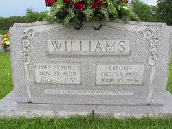 Leburn Williams