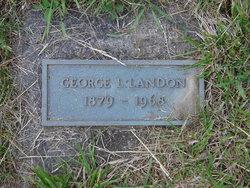 George Leo Hargrave Landon