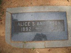 Alice Pearl <i>Smith</i> Anderson