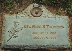Pearly Richardson Thompson