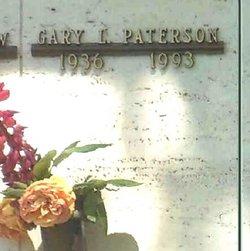Gary L Paterson