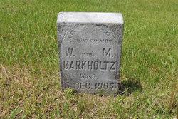 Daughter Barkholtz