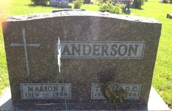 Thorold Anderson