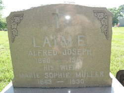 Marie Sophie <i>Muller</i> Laime