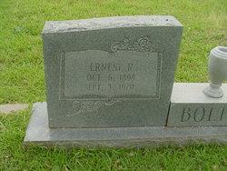 Ernest Robert Bolton