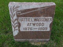 Hattie L. <i>Waggoner</i> Atwood
