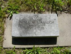Lenora M. Alabaugh