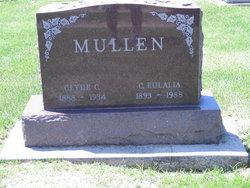Catherine Eulalia <i>Tippett</i> Mullen