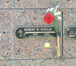 Robert W Schaaf