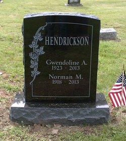 Gwendoline Anne <i>Joint</i> Hendrickson