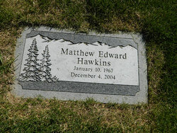 Matthew Edward Hawkins
