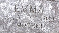 Emma <i>Furniss</i> Amsden