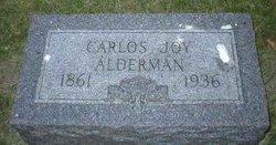 Carlos Joy Alderman