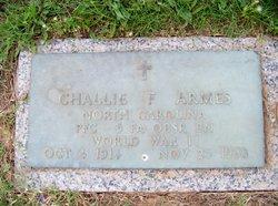 Challie Franklin Chow Armes