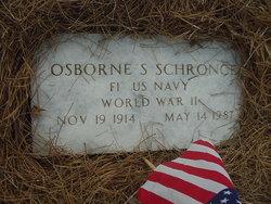 Osborne Sylvester Schronce