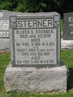Mary Ann T. Sterner