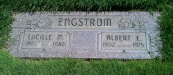 Albert Edward Engstrom