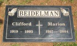 Marion Gertrude <i>Creedon</i> Beidelman