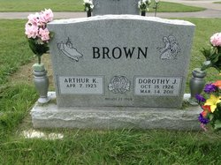 Dorothy Jean <i>Conway</i> Brown