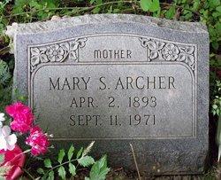 Mary S. Archer