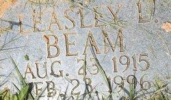 Leasley Beam