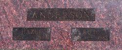 Harry E. Bud Anderson