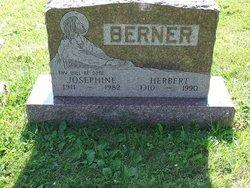 Josephine Elizabeth <i>Ericksen</i> Berner