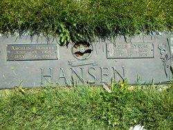 Angeline <i>Welker</i> Hansen