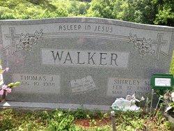 Shirley <i>M.</i> Walker