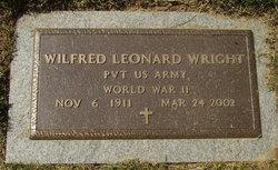 Wilfred Leonard Wright