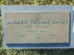Andrew Thomas Bandy