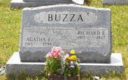 Agatha E Buzza