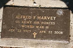 Alfred F Harvey