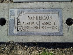 Almeda Jane Meda <i>Campbell</i> McPherson