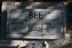 Anne Marie <i>O'Shea</i> Bee