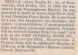 John Zeolla
