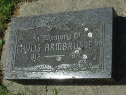 Phylis Armbruster