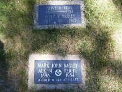 Mark John Bagley