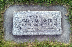 Emma Erlene <i>Messersmith</i> Baker