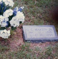 General Clarence G. C. Martin, Jr