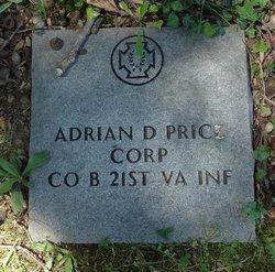 Cpl. Adrian D. Price