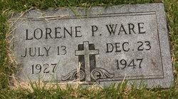Lorene Pearl Ware