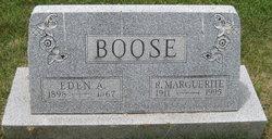 Ruth Marguerite Molly <i>Swartzbaugh</i> Boose