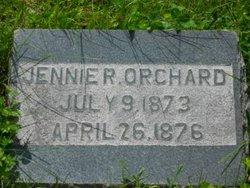 Jennie R. Orchard