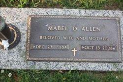 Mabel <i>Dolen</i> Allen