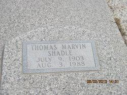 Thomas Marvin Shadle