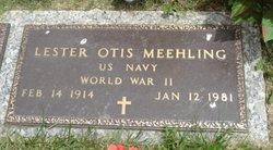 Lester Otis Meehling