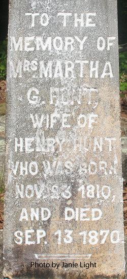 Martha Greer <i>Hawkins</i> Hunt